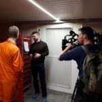 Uitzending Wadudu Insecten Centrum Beilen op Slowaakse TV