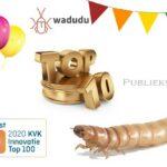 Wadudu in top 10 KVK publieksprijs!!